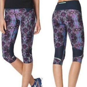 Sweaty Betty Size XS Run Capri Workout Leggings